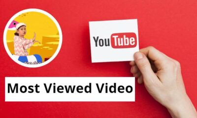 Most viewed youtube video 2020