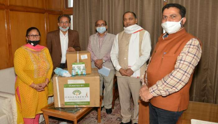 Green Berry Foundation Himachal