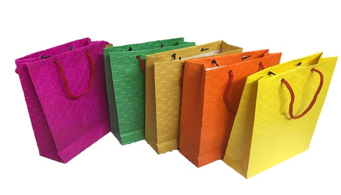 Papers Bags Making at Home